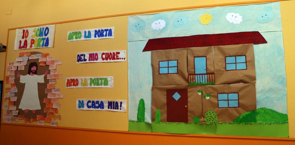 Tema annuale 2014 scuola materna sacro cuore di maria for Il mio progetto di casa